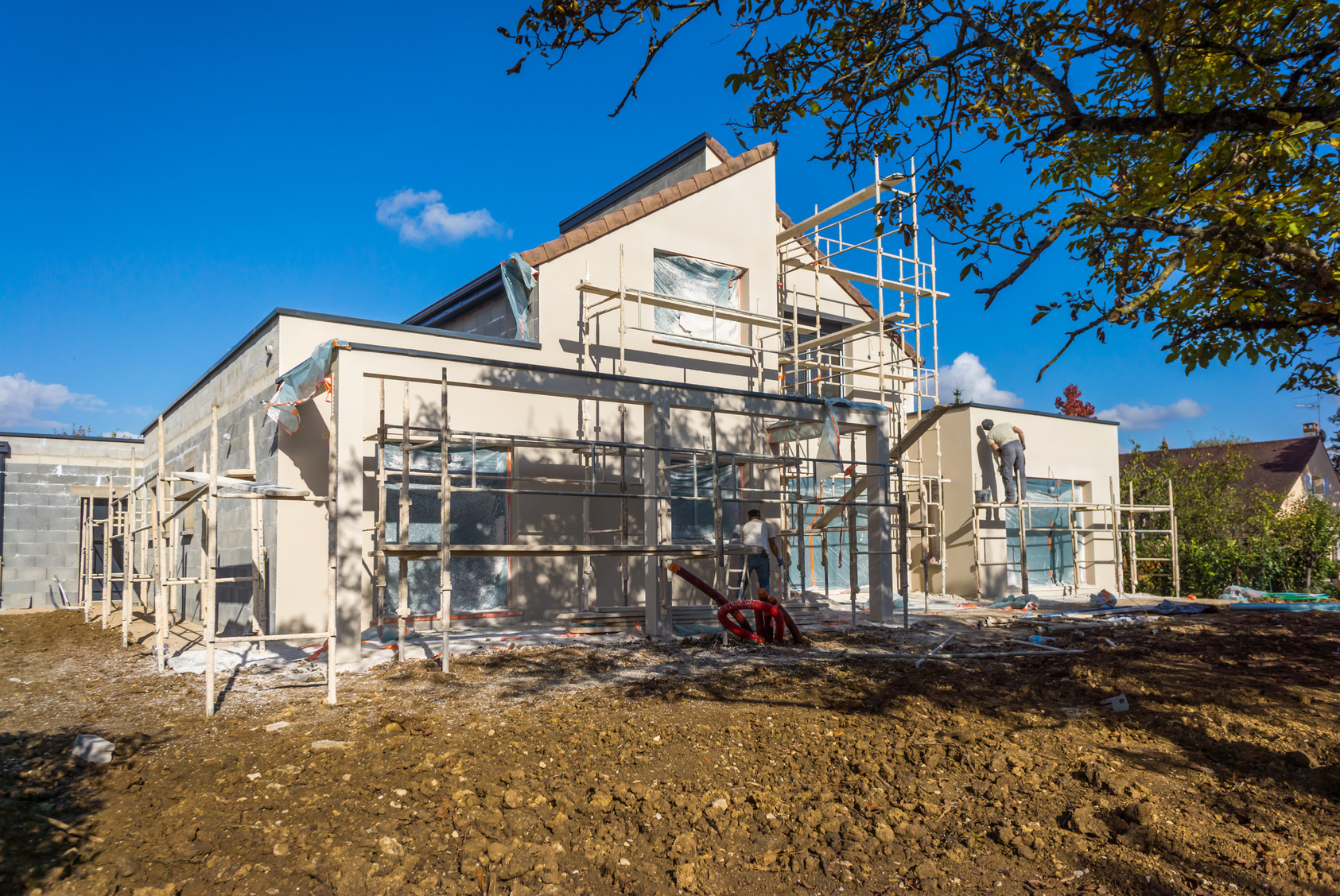 Builders of Ultra Modern New Houses in Braintree Essex